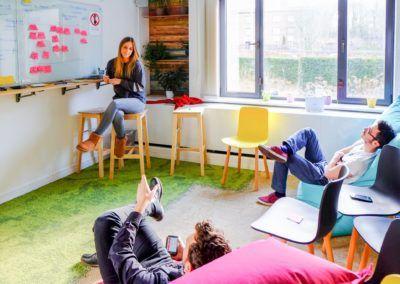 Brainstorming Coworking